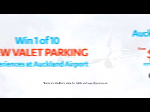 Auckland Airport 'Trip Guide - China' TVC