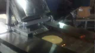 Chapati Roti Making Machine Pressing Type Thumbnail