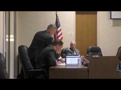 NC HSE COUNCIL HSE OFFICER GARY FRY CORE TESTIMONY 10032017