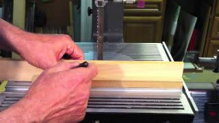 Shopsmith Bandsaw Resaw Follow Up Easy How To:
