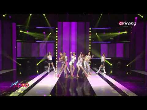 Simply K-Pop-BESTie (Pit a pat)   베스티 (두근두근)