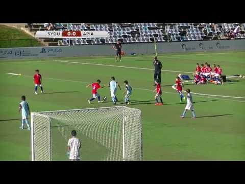 (12/03/2017) Sydney United 58 FC vs Apia Leichhardt Tigers FC (U9 Trial Game 1)