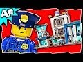 POLICE STATION Lego City Police 60047 Animated Building Review