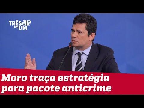 Moro tenta relator aliado para 'salvar' texto do pacote anticrime