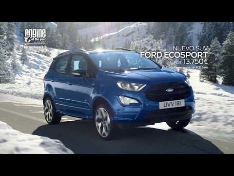Nuevo SUV Ford Ecosport - ¿Qué tal el domingo? - Publicidad Anuncio Spot España 2018