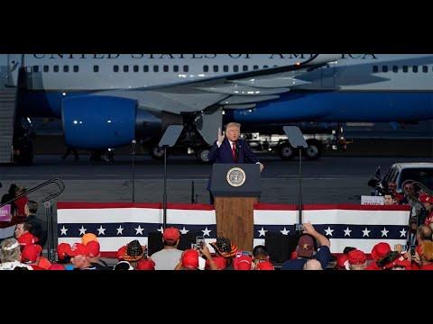 LIVE: President Trump Rally   Erie, Pennsylvania   7pm Eastern