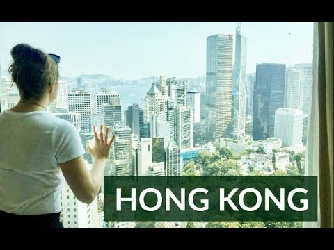 UPGRADED TO A PENTHOUSE SUITE | Hong Kong