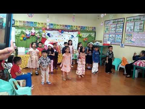 Christmas Party 2018 #KJOY Gibraltar Elementary School Baguio City