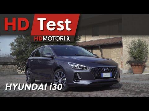 Nuova Hyundai i30 nata in Europa HDtest