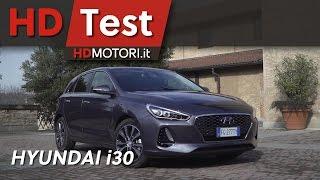 Nuova Hyundai i30 nata in Europa HDtest смотреть
