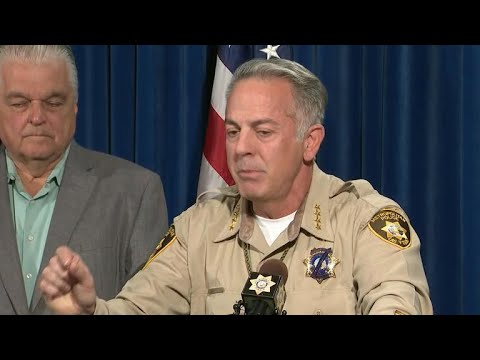 Police release new details on Las Vegas shooting investigati