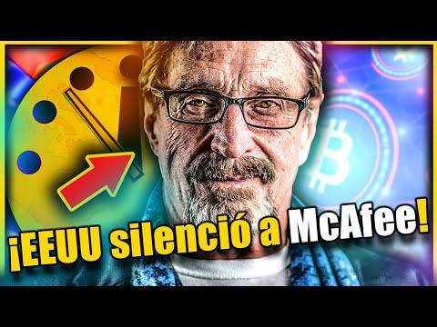 ❗ John McAfee Oculta un GRAN SECRETO sobre la Élite Mundial | ¿Qué pasó con John McAfee?