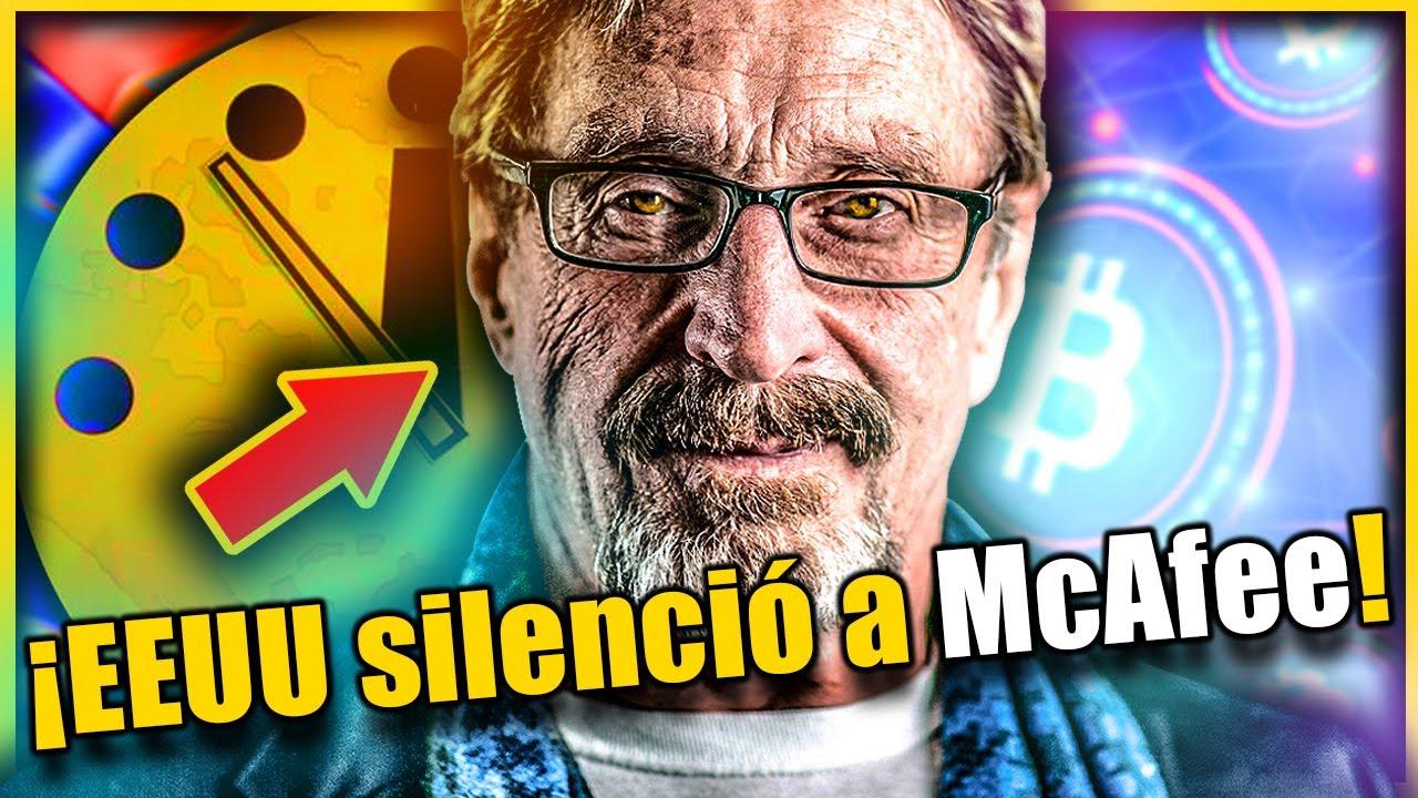 John McAfee Oculta un GRAN SECRETO sobre la Élite Mundial | ¿Qué pasó con John McAfee?