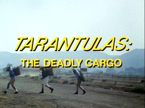 "▶ Misty Brew's Creature Feature- ""Tarantulas: The Deadly Cargo"" (1977)- The 8:00 Movie (7/16/87)+"
