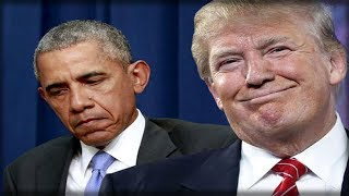BREAKING: RIGHT AFTER TAUNTING GOP WITH ELECTION RESULTS OBAMA GOT CRUSHED BY TRUMPS INSTANT PAYBACK