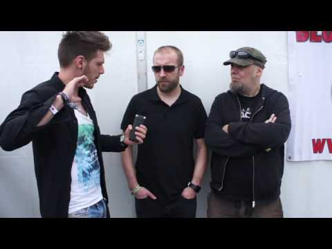 Paridise Lost Interview Bloodstock 2016