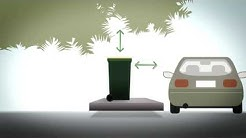 The Hills Shire Council - How to Place Your Bins on the Kerbside