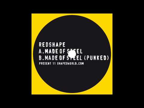 Redshape - Made Of Steel