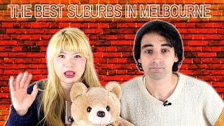 Top 10 places (suburbs) to live in Melbourne - THE BEST PLACES TO LIVE IN MELBOURNE