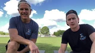 Focused Training and Xhilarate Fitness Tabata Workout #4: Push-up Jack & Alt. Jump Lunge