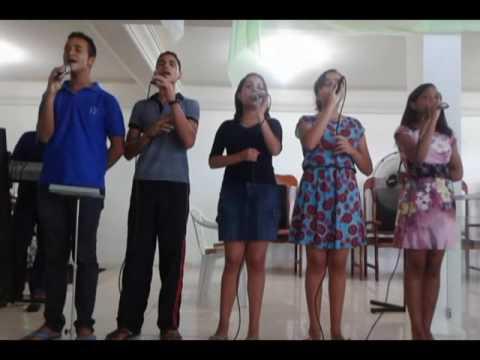 Vocal Nova Aliança  A Ele a Glória