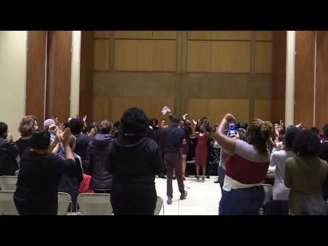 West Chester University Gospel Choir- The Best Day & Awesome God
