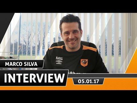 Interview | Marco Silva on Becoming Tigers Head Coach | 05.01.17
