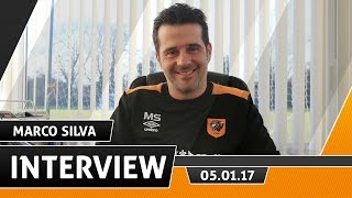 Interview | Marco Silva on Becoming Tigers Head Coach | 05.01.17 | Hull Tigers