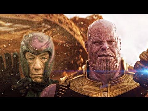 ¿Iron-Man Enfrentaría a Magneto, Nuevo Aliado de Thanos en Los vengadores 4?- Teoria