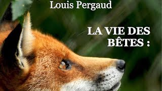Louis Pergaud, À PROPOS DE LA VIVISECTION