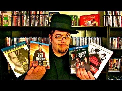 My Blu-Ray Collection Update 4/27/13 Blu ray and Dvd Movie Reviews