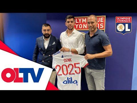 Les coulisses de l'arrivée de Cenk Özkacar   Olympique Lyonnais
