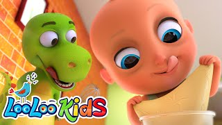 Cupcake Song  Please and Thank You  LooLoo KIDS Nusery Rhymes and Childrens Songs