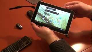 Bluetooth на планшетах без Bluetooth