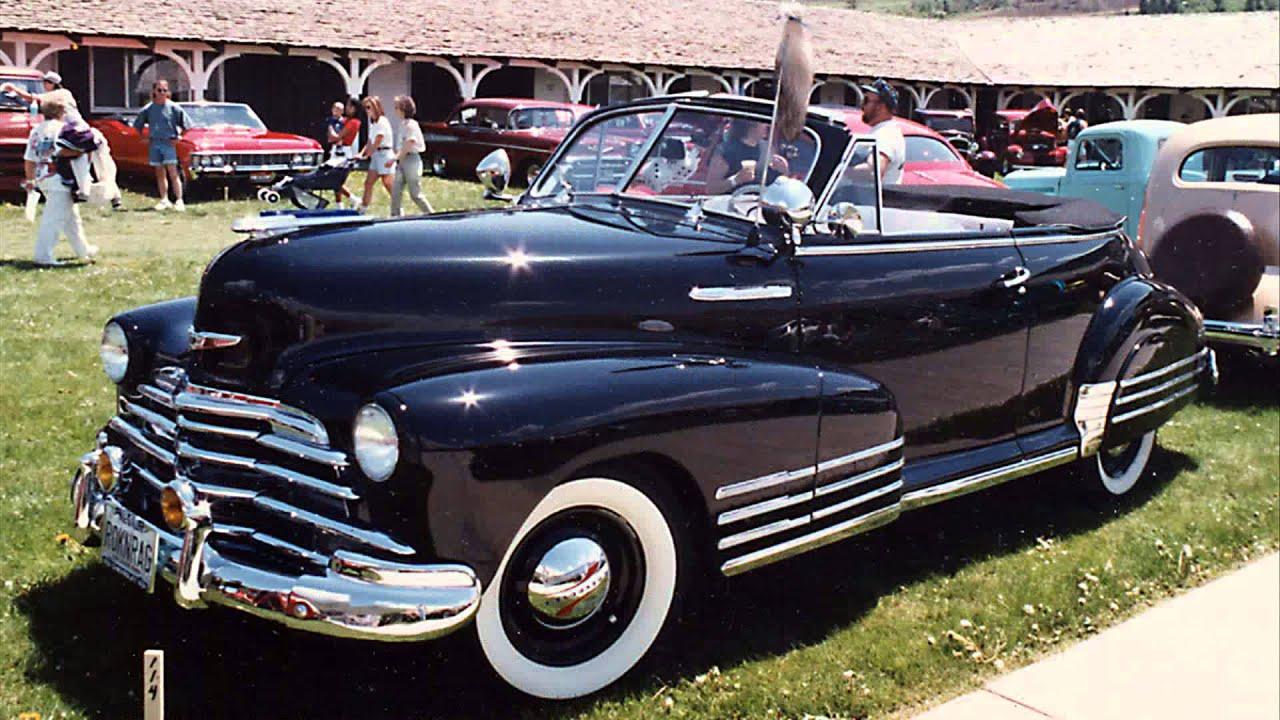 1947 Chevy Stylemaster Youtube