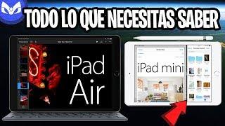 Apple Lanza LAS NUEVAS iPad Mini y iPad Air QUE NECESITAS SABER !