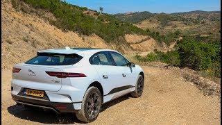 Jaguar I-PACE Off Road and Hill Climb Test