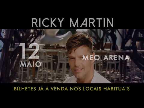 RICKY MARTIN EM LISBOA - 12 Maio 2017 PORTUGAL