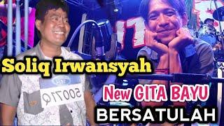 Soliq Irwansyah - Bersatulah - Cover kendang Cak Robet New GITA BAYU