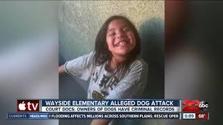 Wayside Elementary dog attack claim update