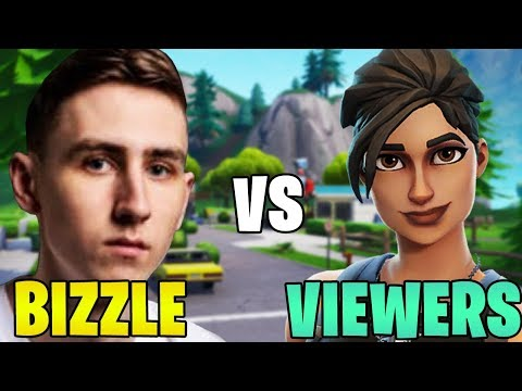 Ghost Bizzle DESTROYS HIS VIEWERS IN 1v1 WAGERS! *INSANE BUILD FIGHTS*