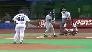 LA at Montreal Vin Scully Ross Porter 8-95