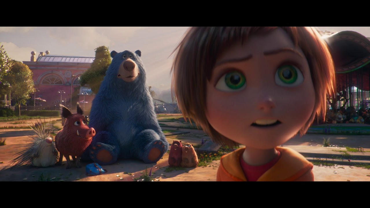 Drömparken | Trailer 2 Sv. tal | Paramount Animation
