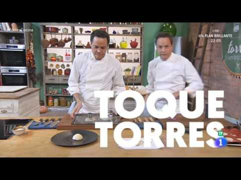 Oro comestible torres en la cocina youtube for Torres en la cocina youtube