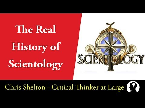 The Development of Dianetics and Scientology