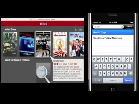 DVPRemote  Netflix Instant Queue Navigation Tutorial
