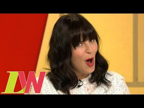Anna Richardson Refuses to Watch Love Island  Loose Women