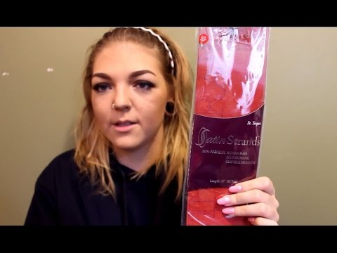Satin strands hair extensions review youtube pmusecretfo Gallery