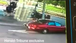 RAW: Road rage shooting at Sarasota gas station