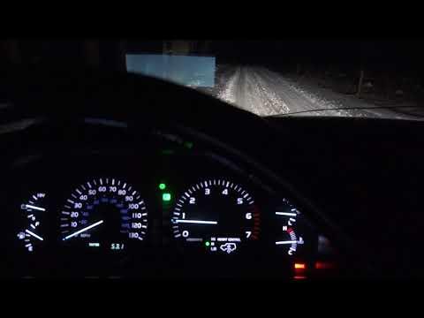 Lexus LX 470. Штатный прибор ночного видения (Night Vision)